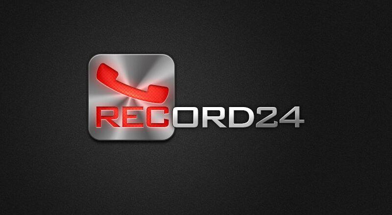 Record24 - Logo